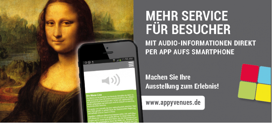 MuseumsApp mit Audio-Guide