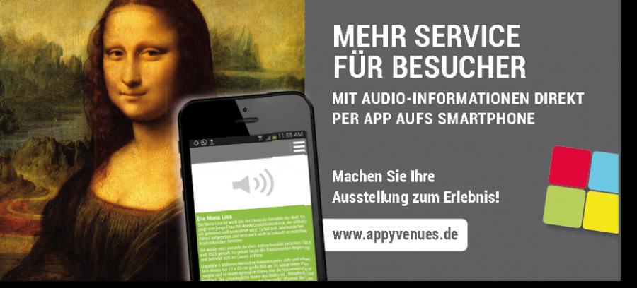 MuseumsApp mit Audio-Guide