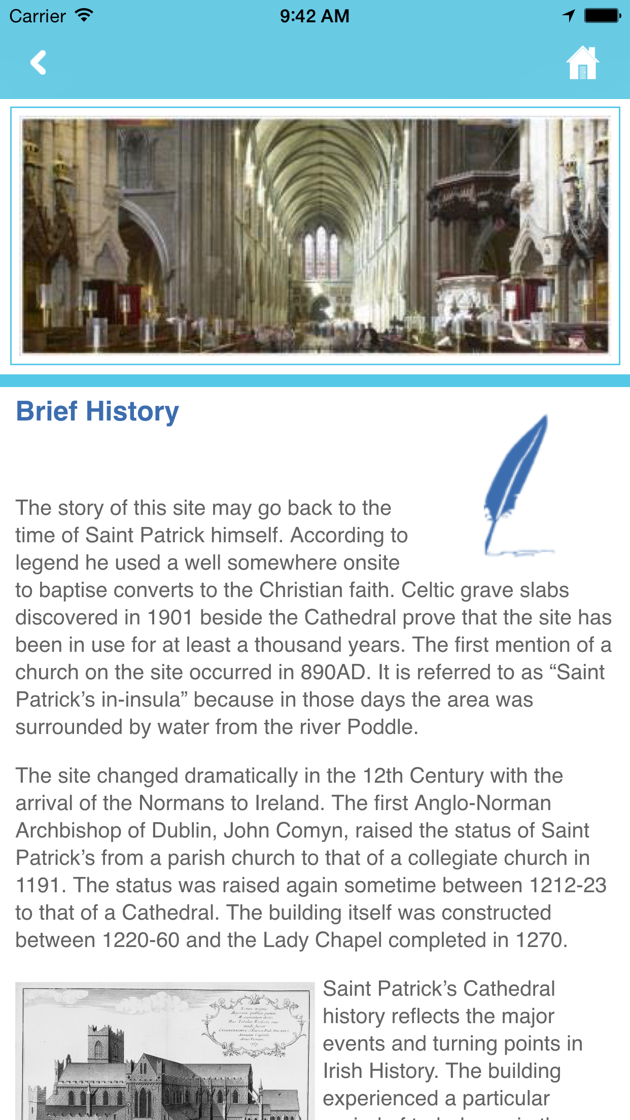 St. Patrick's Cathedral Story