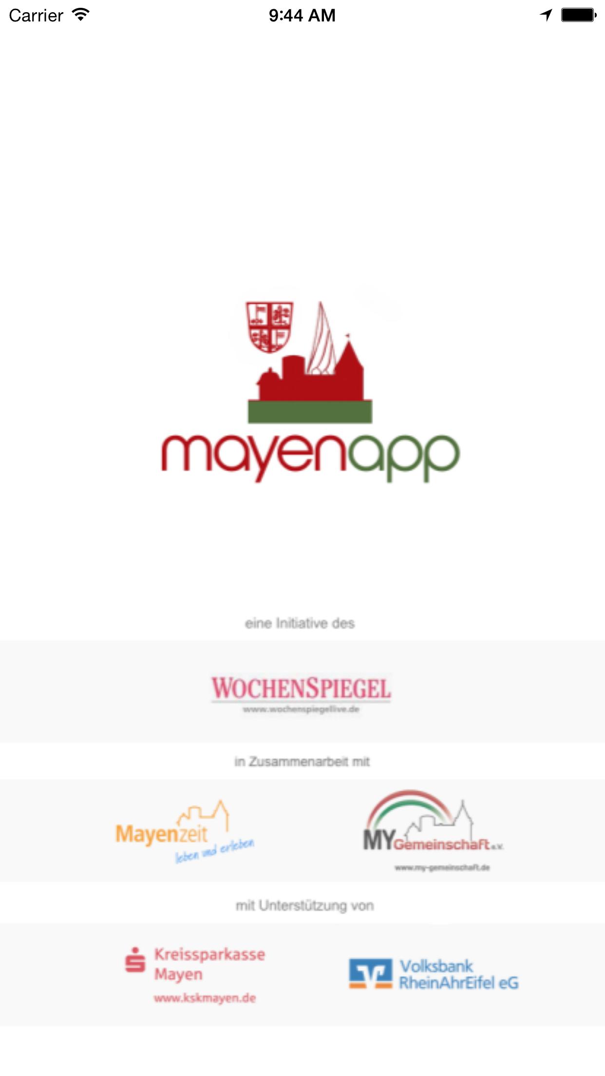 Mayen-App